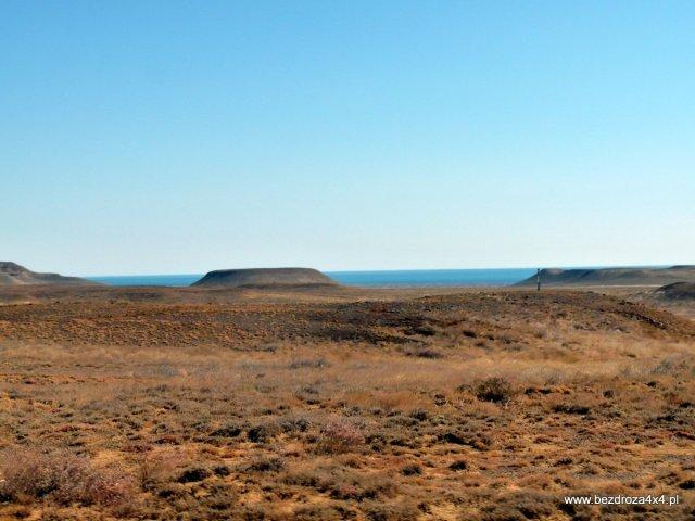 W tele obecne Morze Aralskie