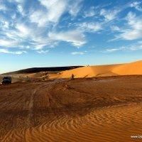 Droga z Ataru do Tidjikja