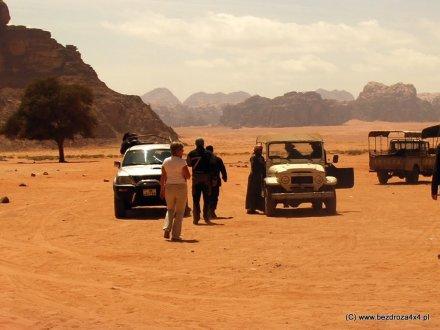 Syria, Jordania 2011 - układanie trasy