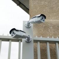 Caméras extérieures HD avec vision nocturne