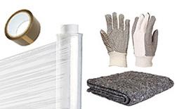 Protections et accessoires de déménagement
