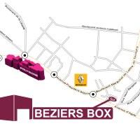 Plan BEZIERS BOX