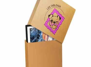 Carton tableau Béziers box