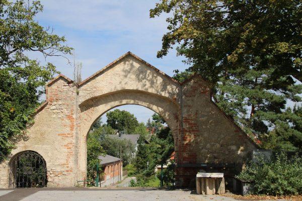 Reste der alten Stadtbefestigung