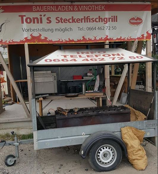 Toni's Steckerlfischgrill