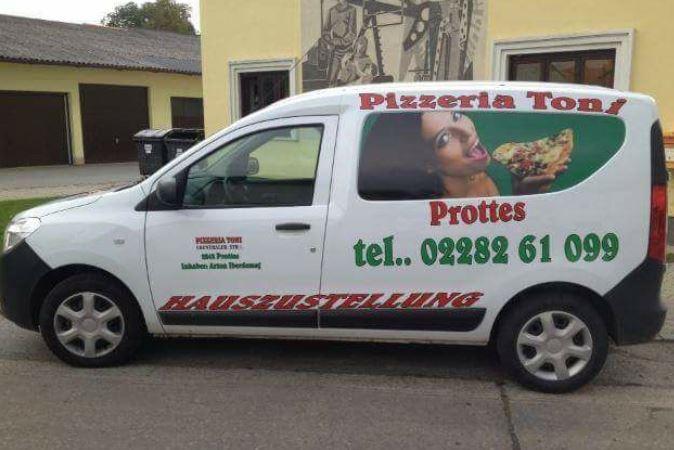 © Pizzeria Toni