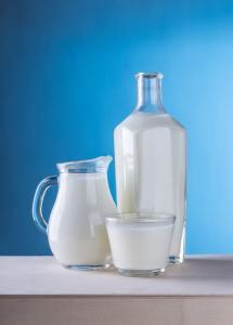 bez mlieka