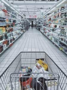 nakupovanie