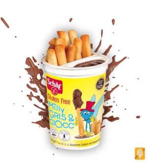 Milly Gris&Ciocc - tyčinky s čokoládou