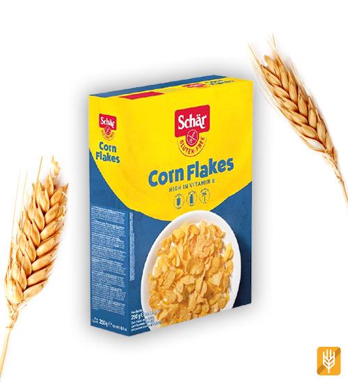 Bezlepkové kukuričné lupienky - Corn Flakes - Schär