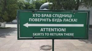 Lavra kleding voorschriften