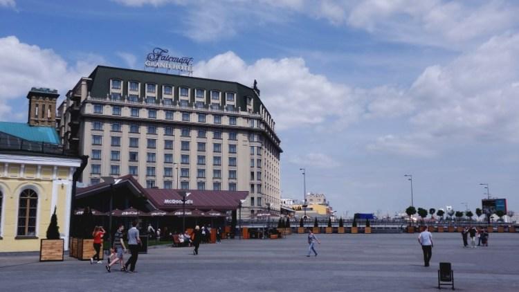 Hotels in Kiev - Bezoek Kiev