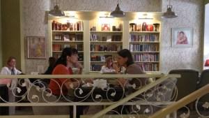 Imbir vegetarisch restaurant - Bezoek Kiev