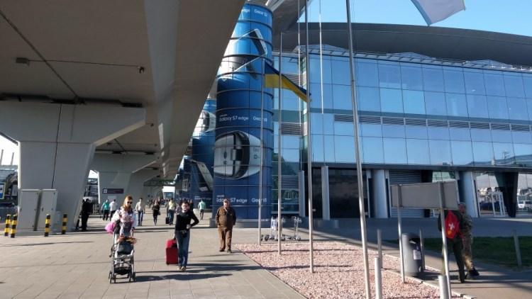 Vliegtickets Kiev Airport - Bezoek Kiev