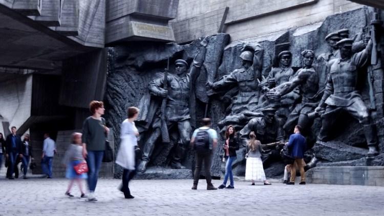 oorlogsmuseum - Bezoek Kiev