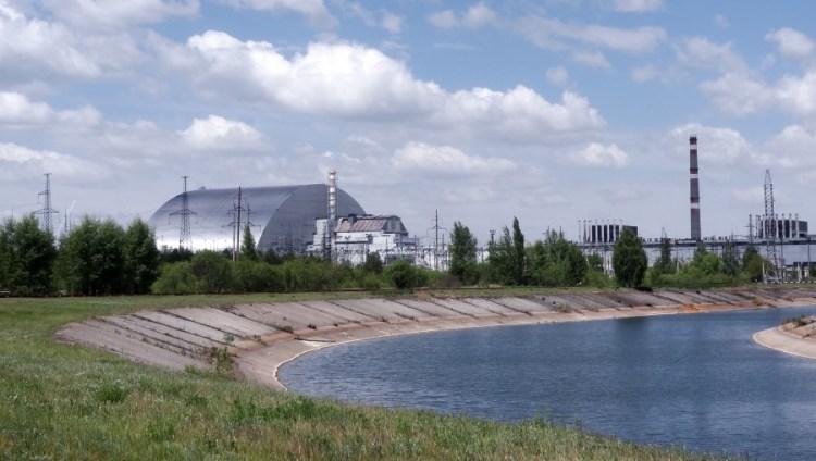 kernreactor tjernobyl - Bezoek Kiev