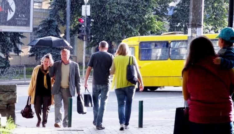 Klimaat en weer in Kiev - Bezoek Kiev