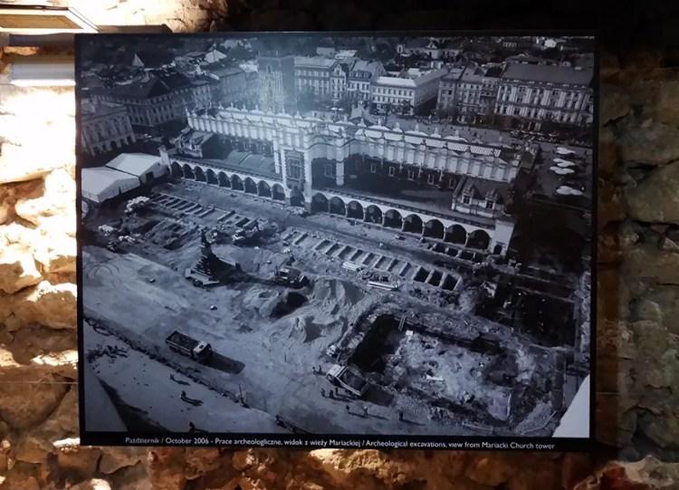 Rynek Underground Museum Krakow - Bezoek Krakau