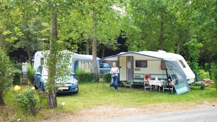 Camping: overnachten in Krakau