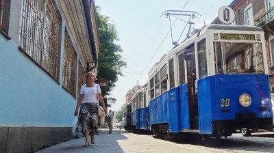 Openbaar vervoer in Krakau