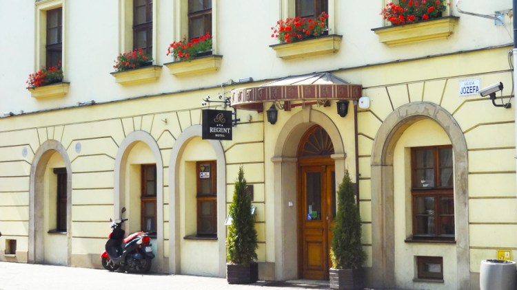 Hotel in Krakau