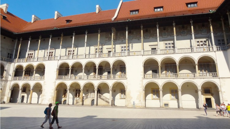 Wawel kasteel bezoeken - bezoekkrakau.nl