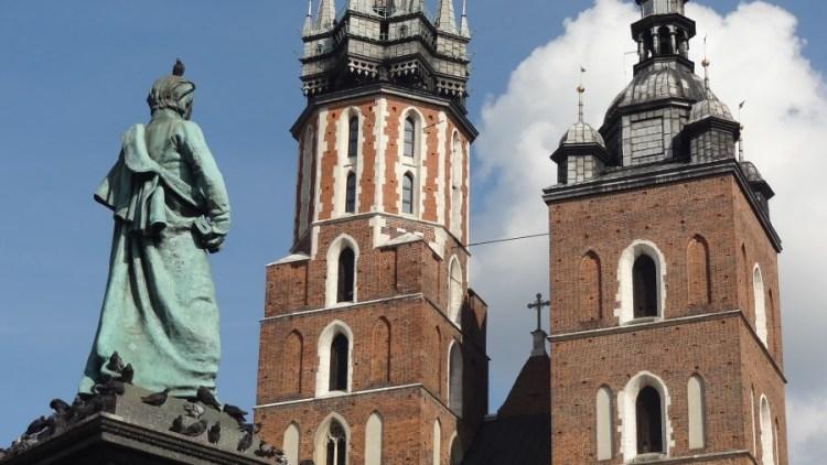 Mariakerk zien Krakau