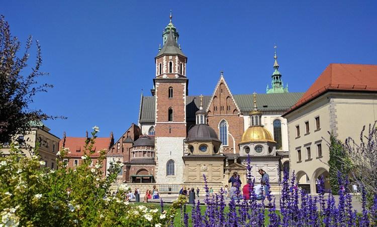 Wawel Kathedraal - Bezoek Krakau