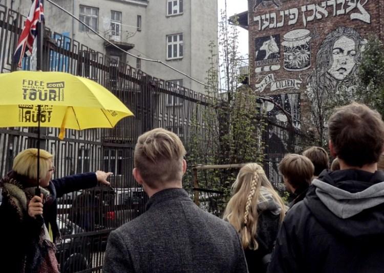 free city tour krakow