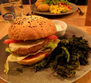 vegetarisch restaurant vegan krakau