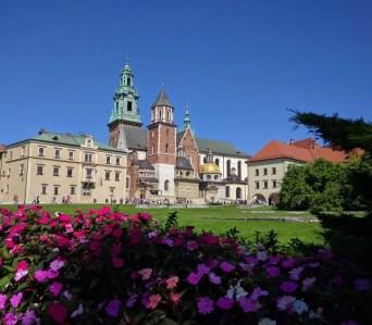 kasteel centrum krakau