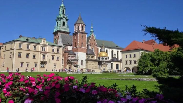 Krakau bezienswaardigheden - Wawel