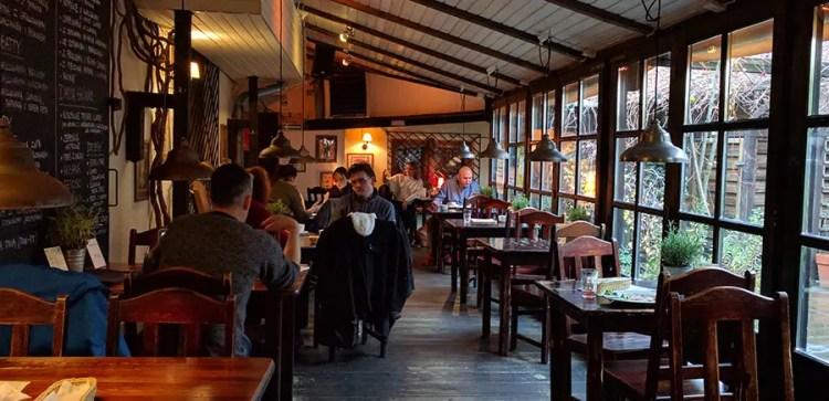 Ontbijt buffet Krakow