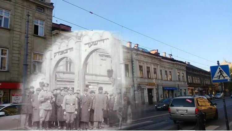 getto krakow holocaust