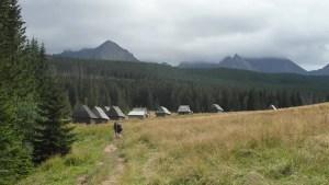 Tatra gebergte - zuid Polen