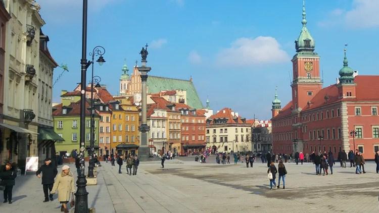 Stare Miasto Warschau - Bezoek Krakau.nl