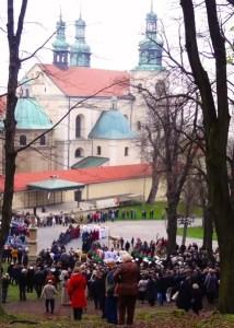 Pasen in Polen - Bezoek Krakau