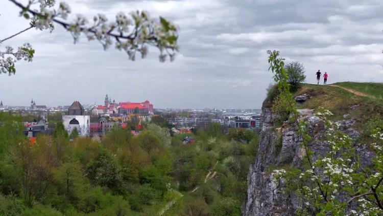 uitzicht Krakow - Bezoek Krakau