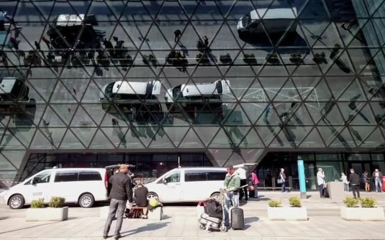 Krakau airport - bezoek krakau