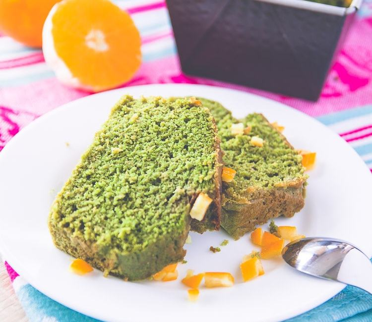 Babka szpinakowa - ciasto dla diabetyków