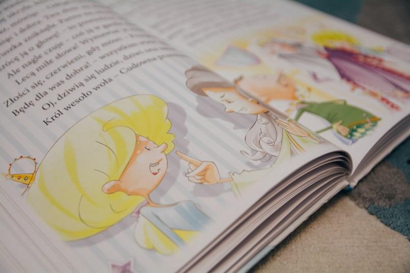 Wiersze na dobranoc - ilustracje