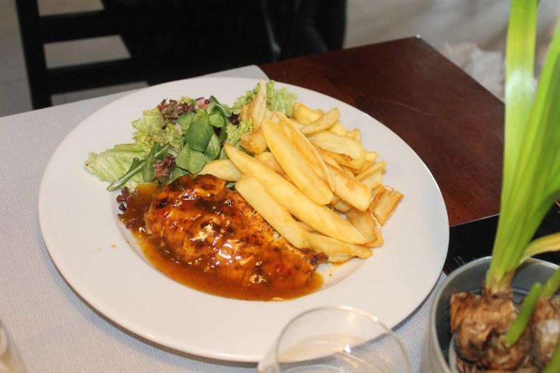 Obiad - resteuracja w Bramie Lubartów
