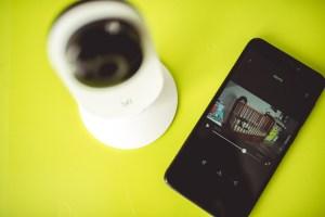 Yi Home aplikacja do kamerki