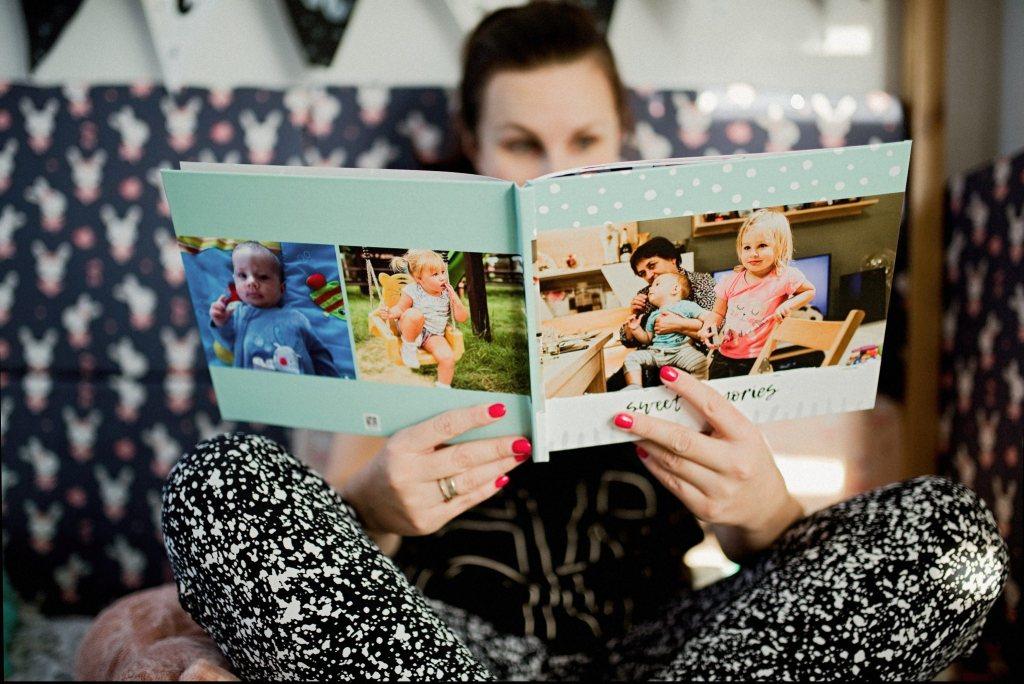 fotoksiążka dla dziadków