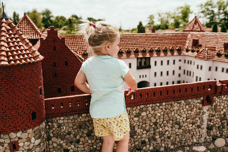 bałtów park miniatur