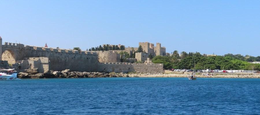 Rhodes Grand Master S Palace Greece  - xoona / Pixabay