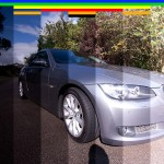 9 Exposures of a BMW 335