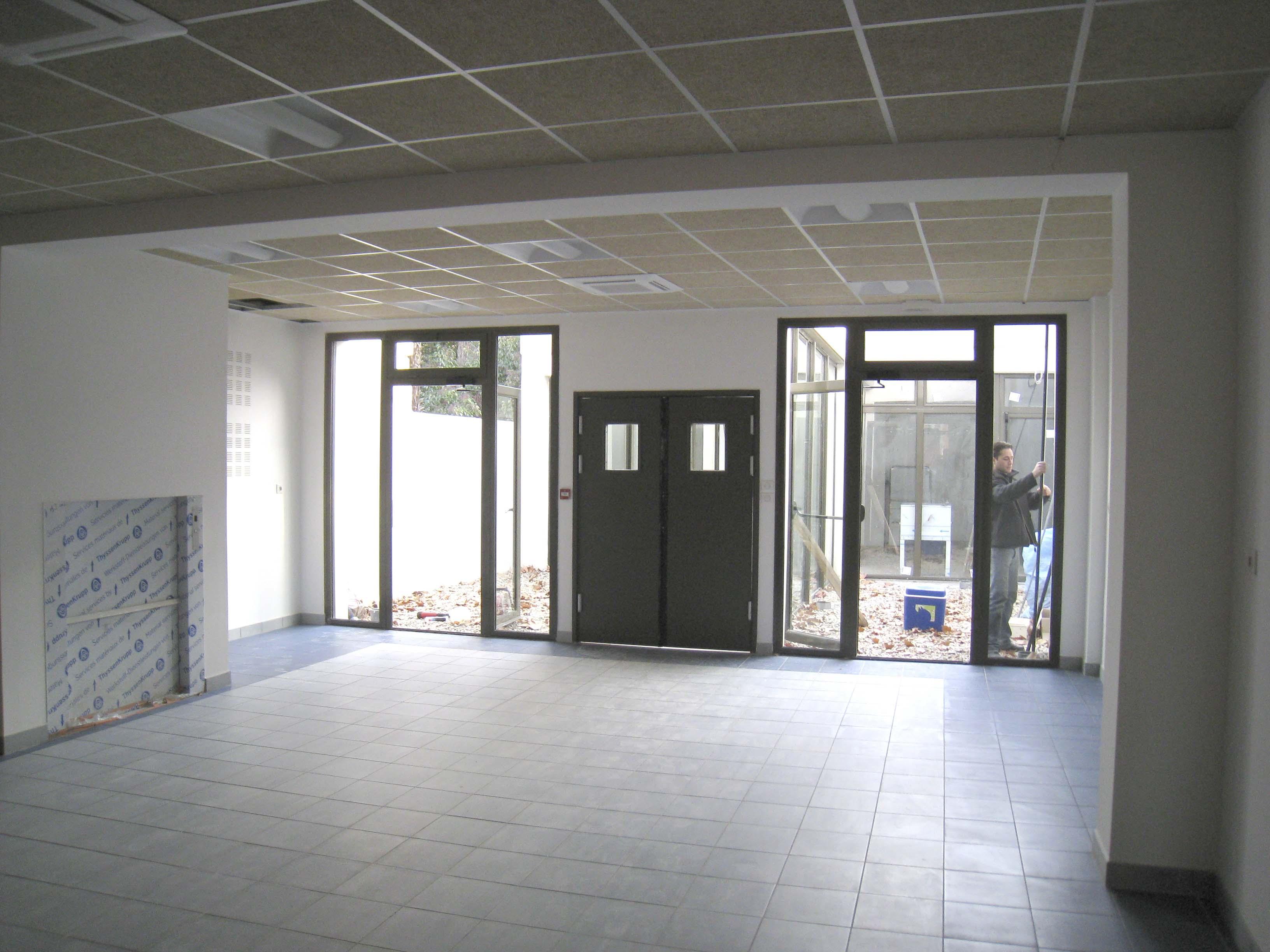 Réhabilitation cantine Saint André BF Architecture 5