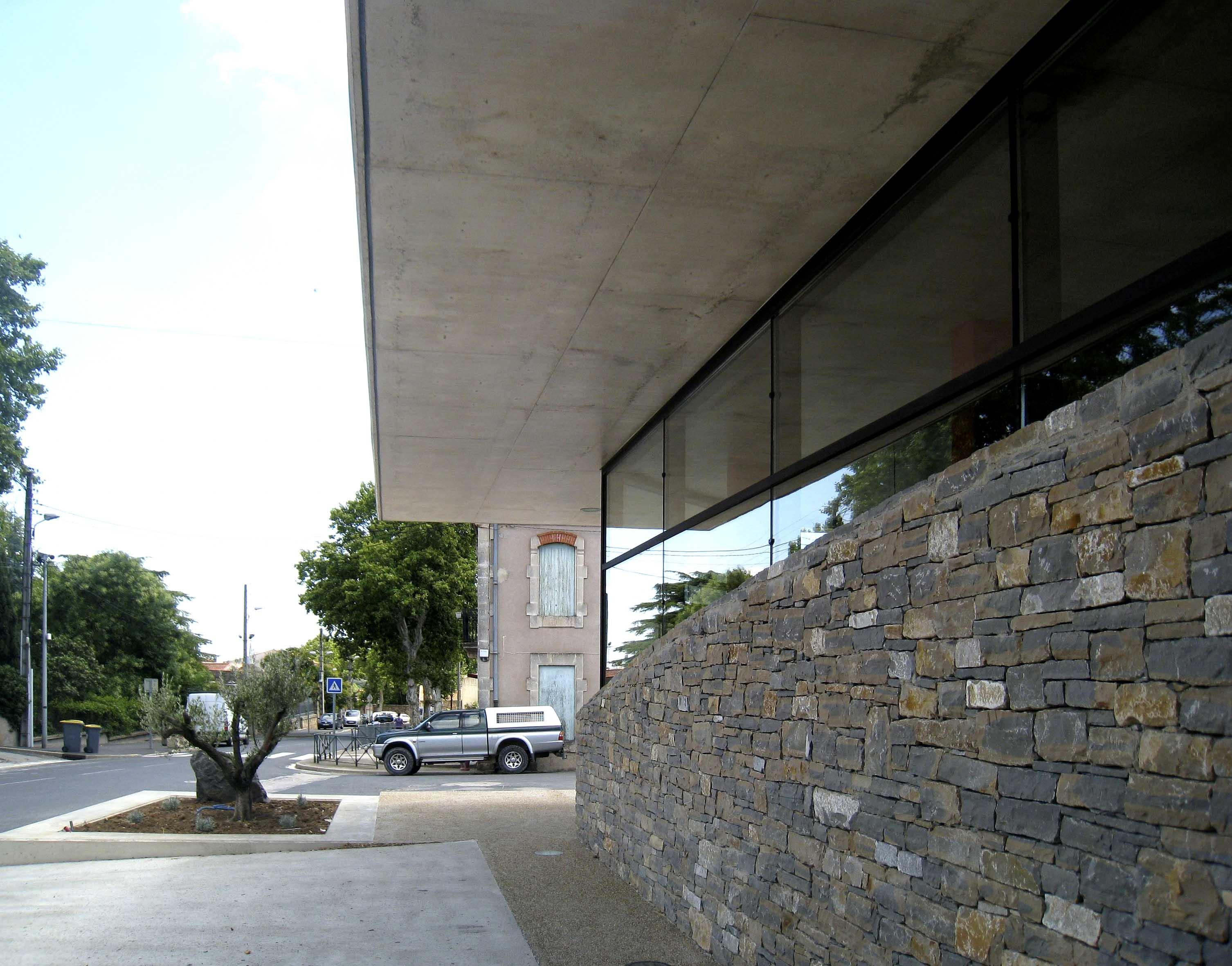 Caveau Fontès Hérault BF Architecture 4