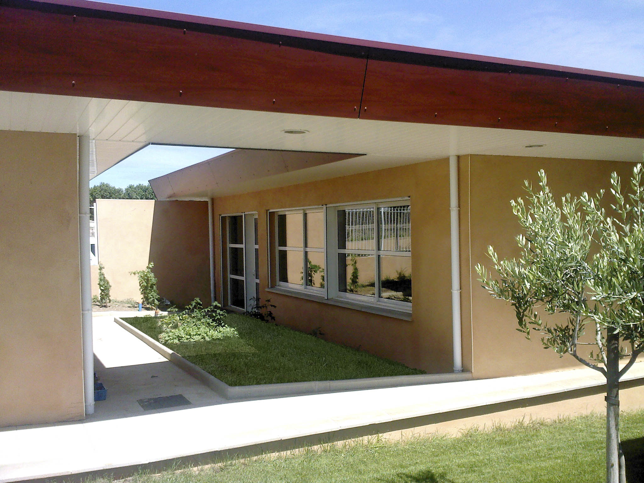 Groupe scolaire Hérault BF Architecture 4